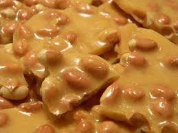 VEGAN Peanut Brittle 1 Pounds Made Fresh ONLY to order NO BUTTER RECIPE