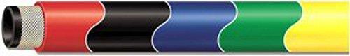 Gates 32041346 EPDM Adapta Flex Red Air and Multi-Purpose Hose, 200 Maximum Pressure, 500' Length, 0.75'' ID