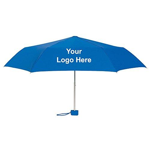 Promotional Umbrella (Sunrise Identity 39 In Arc Bella Umbrella - 25 Quantity - 9.25 Each - PROMOTIONAL PRODUCT/BULK with YOUR LOGO/CUSTOMIZED)
