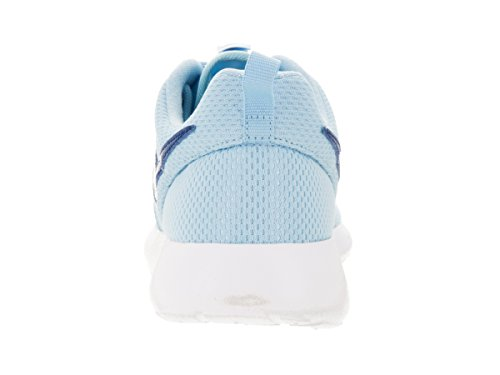 Nike Enfants Roshe One Se (gs) Chaussure De Course Bluecap / Deep Royal Bleu-blanc