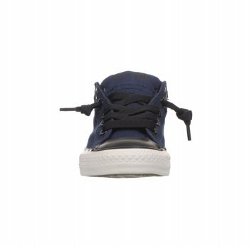 Street Navy Converse Little Big Ox Star All Kids' Black Chuck Taylor ZSnzS4WC