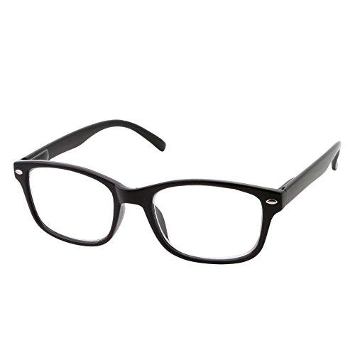 UPC 763461998353, Multi Focus Progressive Reading Glasses 3 Powers in 1 Reader for Men and Women (Black, 3.00)