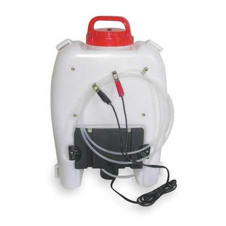 Oil Change Pump System, Poly, 12VDC