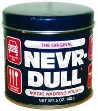Nevr Dull Algodón para Pulido de Metales de Alto Brillo 142 g ...