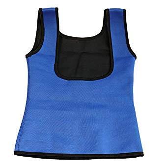 dde9501d7d Uniqus Plus Size Neoprene Sweat Sauna Hot Body Shapers Vest Waist Trainer  Slimming Vest Shapewear Weight