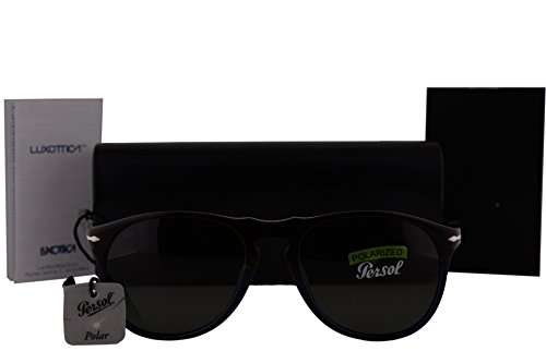 Persol PO9649S Sunglasses Terra E Oceano w/Polarized Green Lens 52mm 102258 PO - Sunglasses Cheap Persol