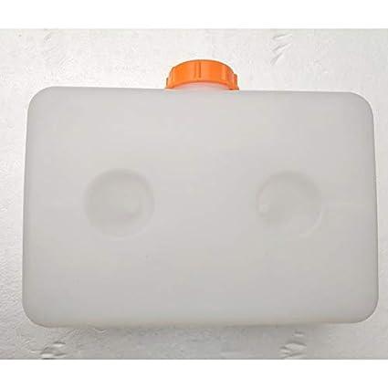 Amazon.es: Tanque de Combustible de plástico Caja de ...