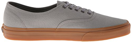 frost frost Authentic Grey Vans Authentic Gumsole Vans Gumsole 7pWvd5vq