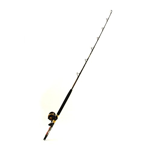 Penn Squall Offshore Trolling Combo