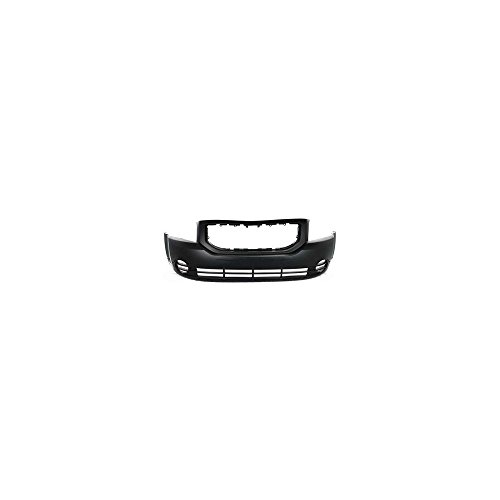 Front BUMPER COVER Primed for 2007-2012 Dodge - Cover Front Dodge