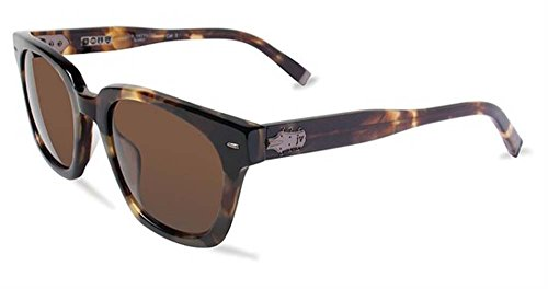 John Varvatos Men's V796 Sunglasses, Brown Uf, - Varvatos John Men's Sunglasses
