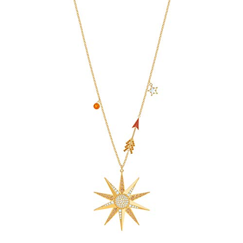 Swarovski Lucky Goddess Star Necklace 5461784