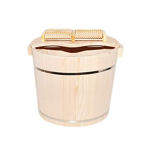 NUBAOgy 大人の香りのよいモミの足浴槽のバレル Cm、覆われた足浴槽のバレル、ホームマッサージの足浴槽のバレル、ペディキュアバレル、健康的な足浴場 B07MQFLZN5、38 Cm NUBAOgy B07MQFLZN5, 公式サイト:45cc8661 --- lembahbougenville.com