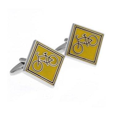 ToJoy Gemelos de bicicletas/Gemelos divertidos/mancuernas de la camisa: Amazon.es: Joyería