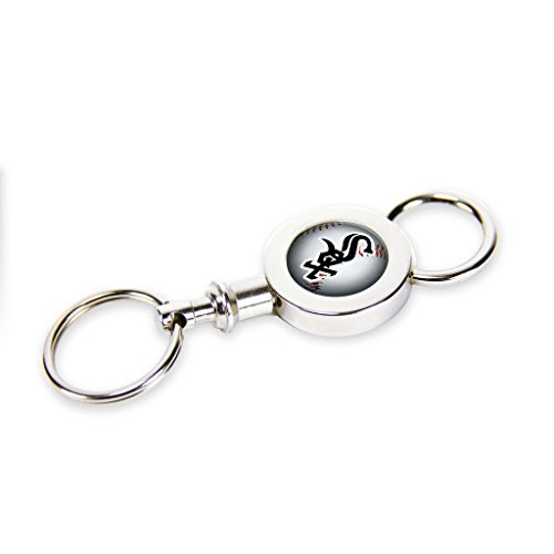 Rico Industries Chicago Quick Release Valet Key Chain