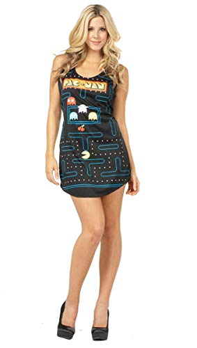 Pac Man Video Game Screen Costume Tank