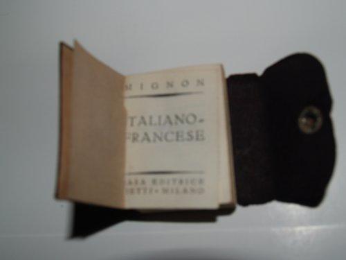 Mignon Italiano - Francese ()