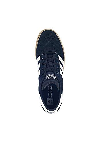 adidas Adi-Ease Premiere, Zapatillas de Deporte Para Hombre, Negro (Negbas/Ftwbla/Gum4 000), 46 2/3 EU