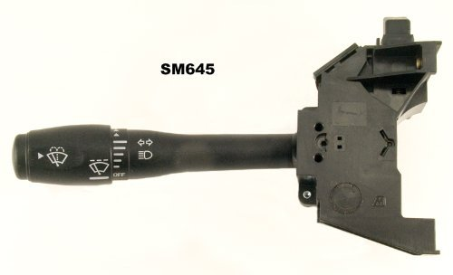 Shee-Mar SM645 Turn Signal - Wiper/Washer - Hi/Low Beam - Multifunction Switch