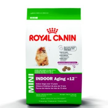Royal Canin Indoor Mini Aging Dry Dog Food, My Pet Supplies
