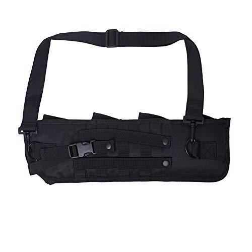 Waxaya Tactical Shotgun Scabbard Rifle Storage Bag Molle Holster (Black)