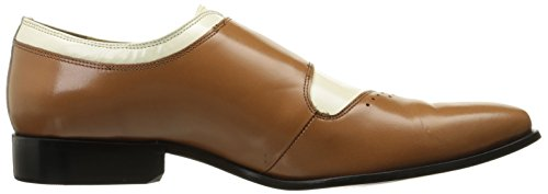 Mens Giorgio Brutini Carbonne Slip-on Loafer Tan / Osso