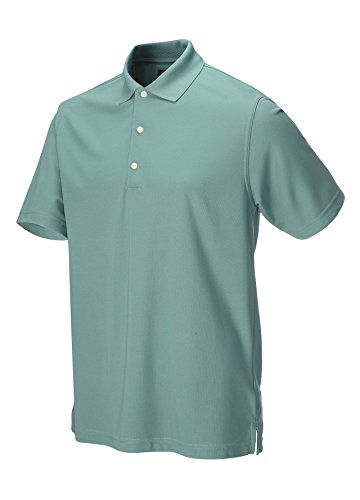 Greg Norman ProTek Golf Polo Shirt Neptune Large