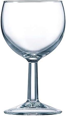 Arc 11937copas cristal globo N2, 25cl, Conjunto de 12