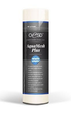 Oesd Sewing - OESD Aquamesh Plus Wash-Away Stabilizer Opaque 10