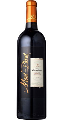 CH.モン・ペラ 赤[2014]赤(750ml) Chateau Mont Perat Rouge[2014]