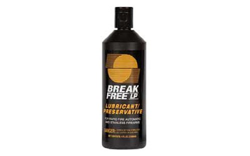 Exotic Weapons (Break-Free LP-4 LP Lubricant Preservative Squeeze Bottle (4-Fluid Ounce))