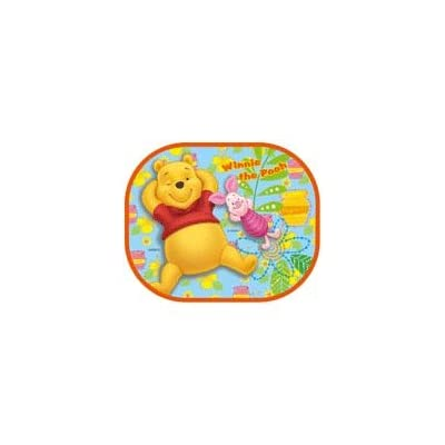 Winnie the Pooh Piglet Disney Car Side Window Sunshade - Pr: Automotive