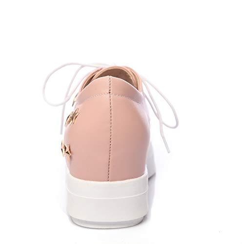 Sandales 36 Rose Femme SDC05542 Rose EU Compensées 5 AdeeSu qZnP1Wfxy