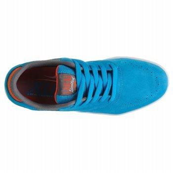 Lakai guy bright blue suede