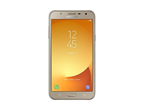 Samsung Galaxy J7 Neo (16GB) J701M/DS - 5.5'', Android 7.0, Dual SIM Unlocked Smartphone, International Model - Gold by Samsung