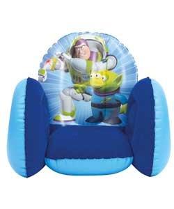 Disney Toy Story Buzz - Sillón hinchable: Amazon.es: Bebé
