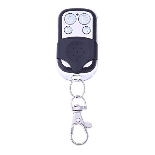 MKChung 433MHz 12V Wireless Clone Copy 4 Keys Remote Control for PT/SC/LX/HX/HT