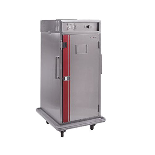 Heated Holding Top Mount Heat Transport Cart with Universal Slide