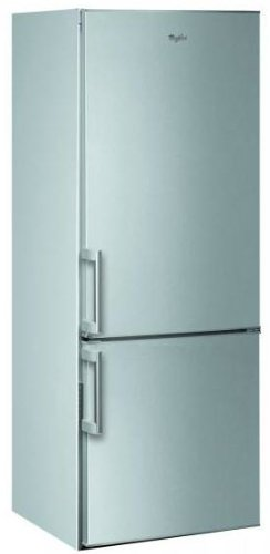 Whirlpool WBE2614 TS Independiente 258L A+ Plata nevera y ...