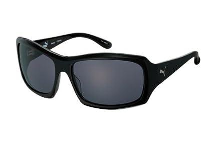 Puma Eyewear 15036 - Gafas de Sol (Talla 62) Negro Negro ...