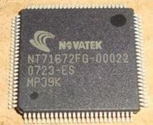 NOVATEK NT71671FG-00027 LCD Buffer Scan Driver IC NT71671FG QFP-100