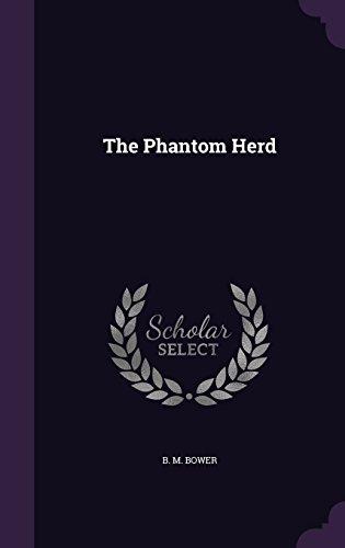 book cover of The Phantom Herd