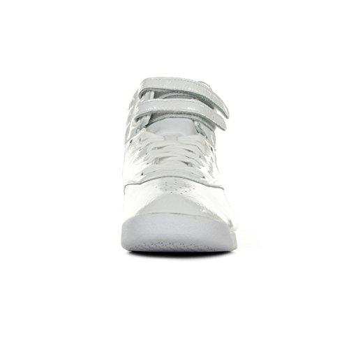 F Gymnastique Hi de Chaussures S Iridescent Reebok Femme gzd6Hwq6