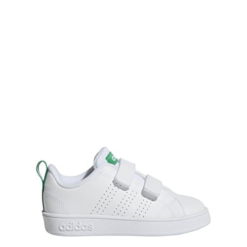 timeless design d858c c8a83 adidas NEO Boys  VS Advantage Clean Cmf Inf Sneaker, White White Green, 4 M  US Toddler - Buy Online in Oman.   Shoes Products in Oman - See Prices, ...