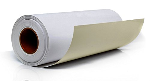 POLCAN Canvas Rolls- Professional Artist MATTE Canvas 21mil, 420gsm, for Aqueous, Latex & UV printers. (44'') by Wraptek