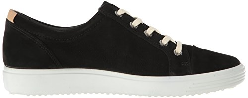 Basses Noir Soft 7 Ecco Femme Sneakers black UwFZpSq6
