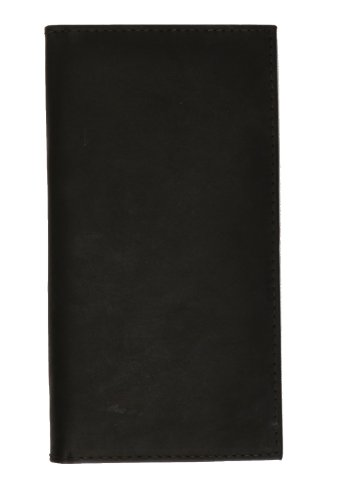New-High-End-Marshal-Leather-Basic-Checkbook-Cover-Case-156