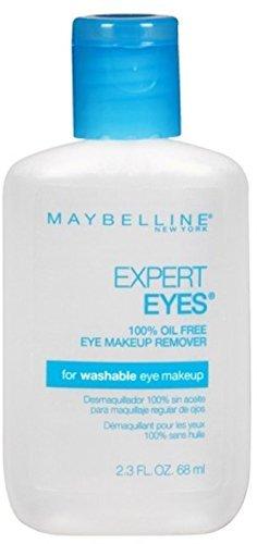 (Maybelline Expert Eyes 100% Oil Free Eye Make-Up Remover - 2.3 Fl Oz (Pack of)