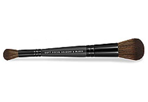 BareMinerals Double-Ended Soft Focus Eye Shadow & Face Blush Brush