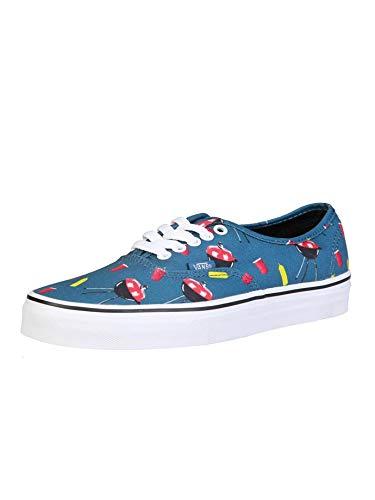 Vans Authentic Unisex Blue Sneakers